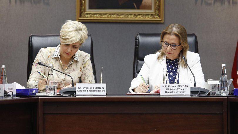 Türkiye-Karadağ STA Revize Edildi