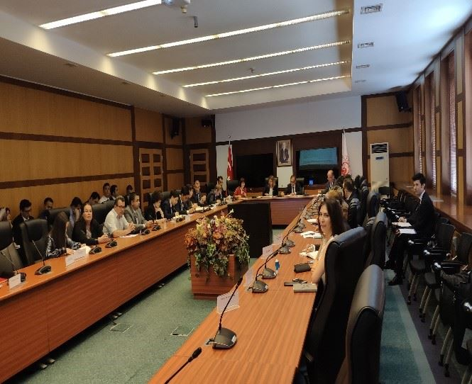 Ticaretin Kolaylaştırılması Koordinasyon Komitesi Faaliyetlerine Başlamıştır