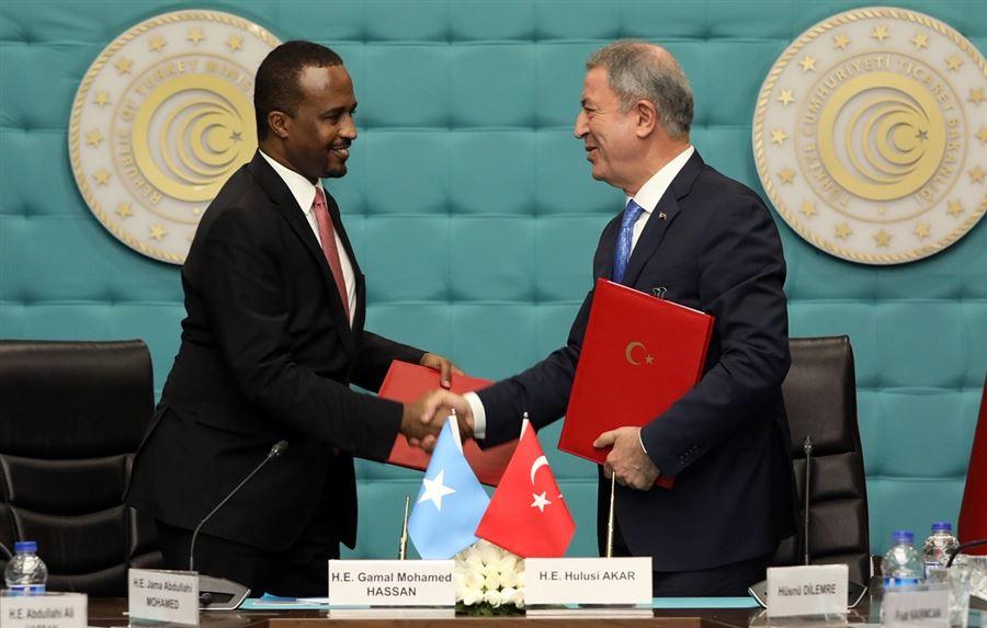 Türkiye-Somali KEK 2. Dönem Toplantısı