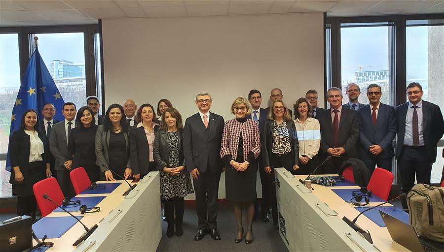 50. Gümrük İşbirliği Komitesi ve Menşe Kuralları Teknik Toplantısı Gerçekleştirildi